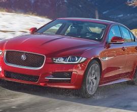 Jaguar XE Diesel 2017