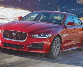 Jaguar XE Sedan 2017
