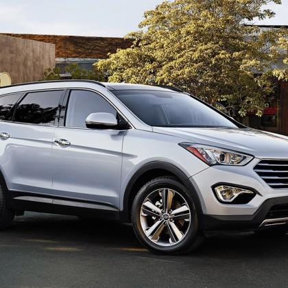 Hyundai Santa Fe SUV 2017