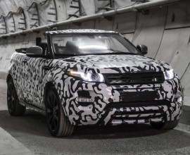 Land Rover Range Rover Evoque SUV 2017