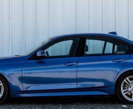 2017 BMW 3 Series Diesel