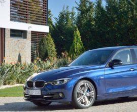 2017 BMW 3 Series Hybrid
