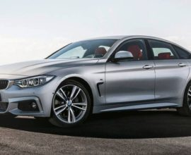 2017 BMW 4 Series Gran Coupe Sedan