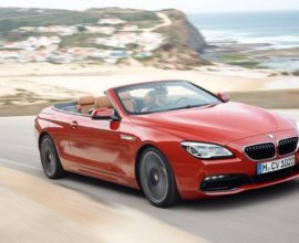 2017 BMW 6 Series Convertible