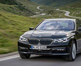 2017 BMW 7 Series Hybrid