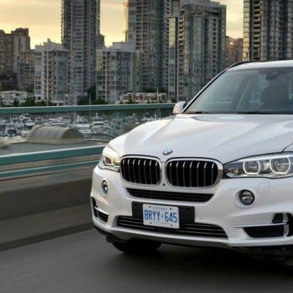 2017 BMW X5 Hybrid