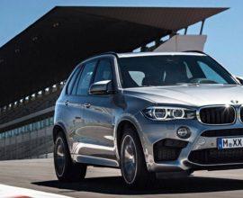 2017 BMW X5 M SUV