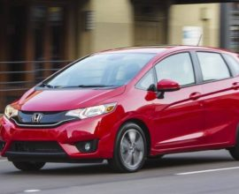 2017 Honda Fit Hatchback