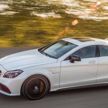 2017 Mercedes-Benz CLS-Class AMG CLS 63 S 4MATIC