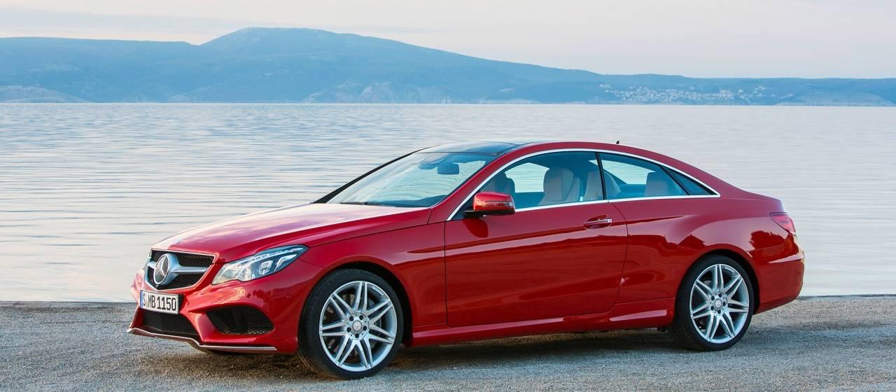 2017 mercedes benz e class coupe for Mercedes benz e class lease price