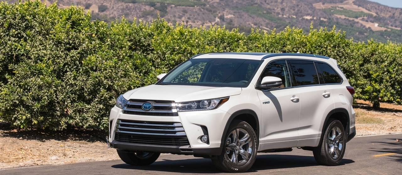 2017 toyota highlander hybrid suv. Black Bedroom Furniture Sets. Home Design Ideas